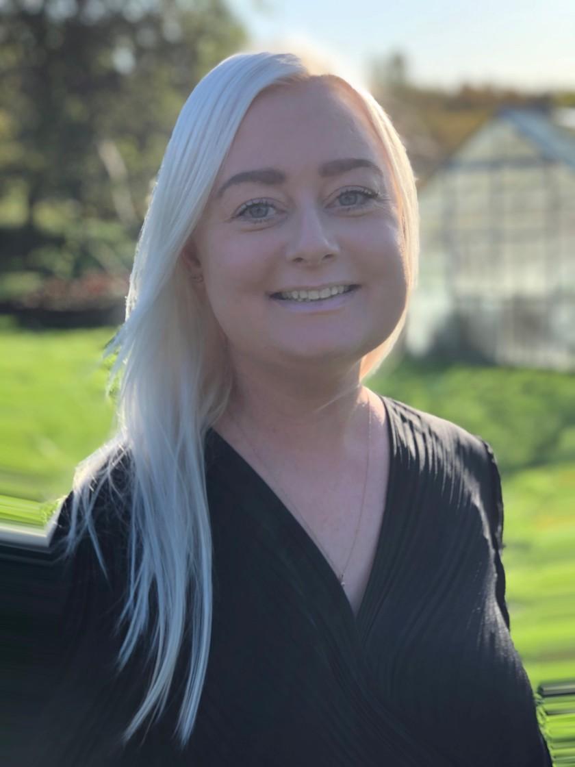 Kontaktperson og socialpædagog Jannie Sandegaard Davidsen kontaktoplysninger