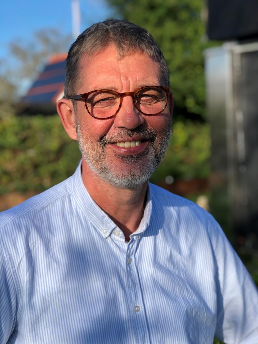 Kontaktperson og socialrådgiver Ole Grau-Christensen kontaktoplysninger